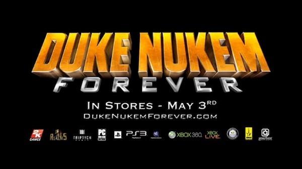 Duke Nukem Forever жив!