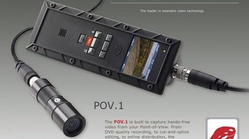 V.I.O. - бронированная видеокамера