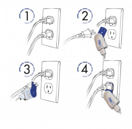 FlipIt! – паразитирующий USB-зарядник