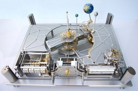 Planetarium-Tellurium - девайс для астрономов