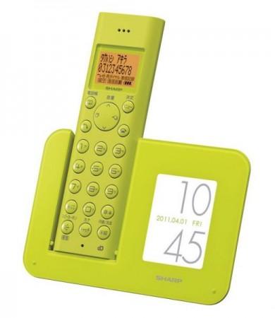 Беспроводные телефоны Sharp с фоторамкой