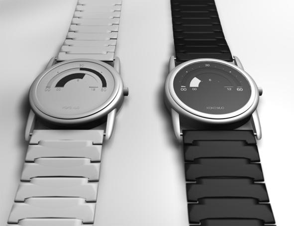 Минимализм в дизайне часов