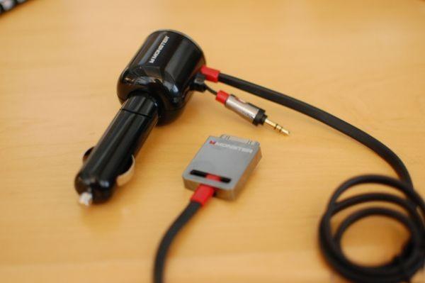 Автомобильный жестовый контроллер для iPod/iPhone