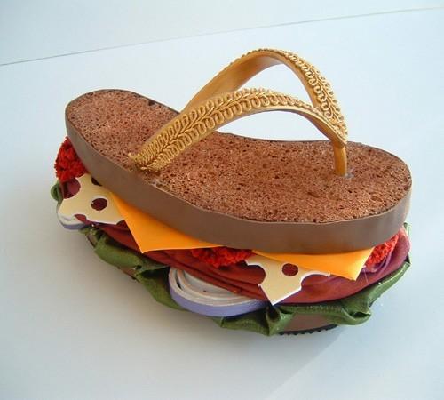 «Съедобная» обувь