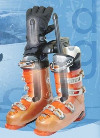 Устройство для сушки обуви и перчаток