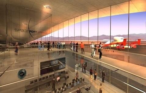 Строительство певого космопорта начнется в 2008 году