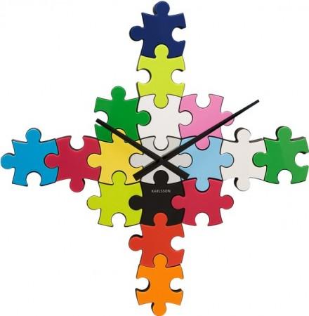 Часы-пазл Puzzle Clock