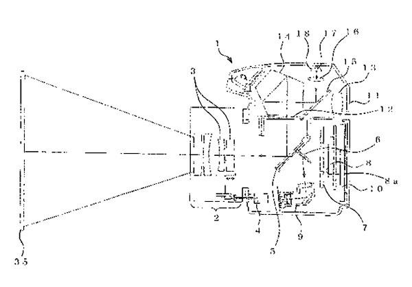 Nikon патентует зеркалку-проектор