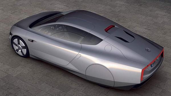 Volkswagen готова к производству XL1
