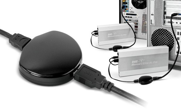 NewerTech представляет конвертер eSATA – USB 3.0