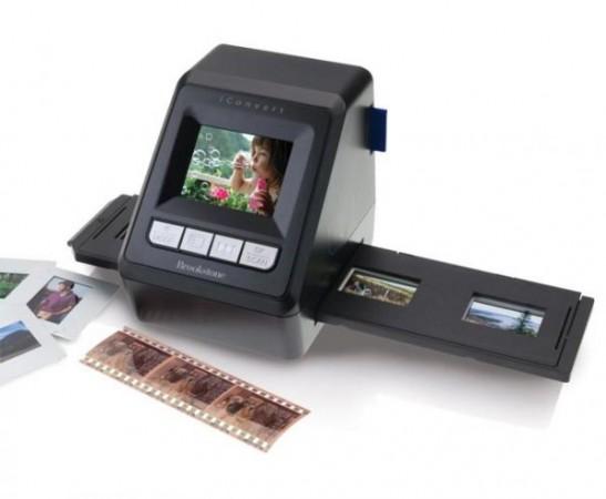 iConvert – сканер для пленок и слайдов