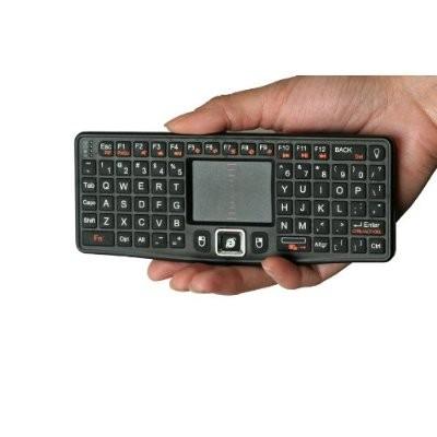 Беспроводная мини-клавиатура Rii Touch N7