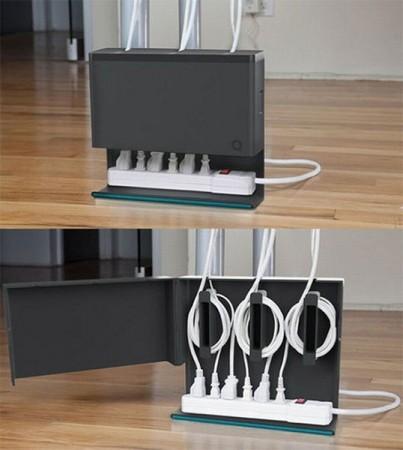 Plug Hub распутает провода