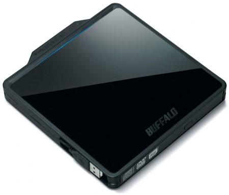Внешний DVD-привод Buffalo DVSM-PC58U2V