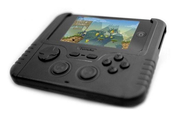iControlPad – игровой контроллер для смартфонов