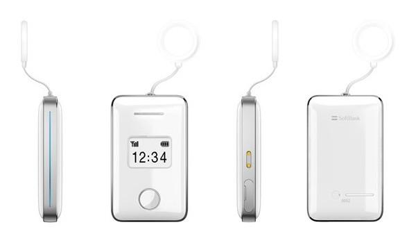 «Экстренный» телефон для детей – ZTE 005Z
