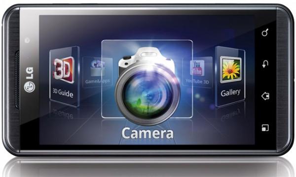 Android-смартфон LG Optimus 3D