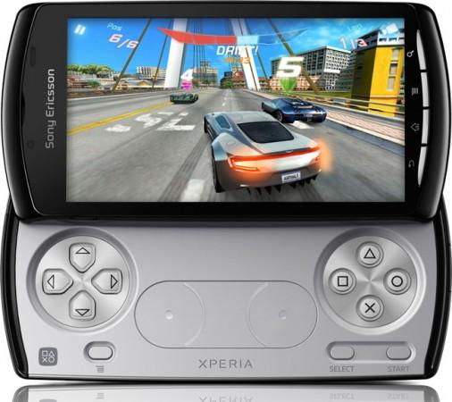 Игровой смартфон Sony Ericsson Xperia Play