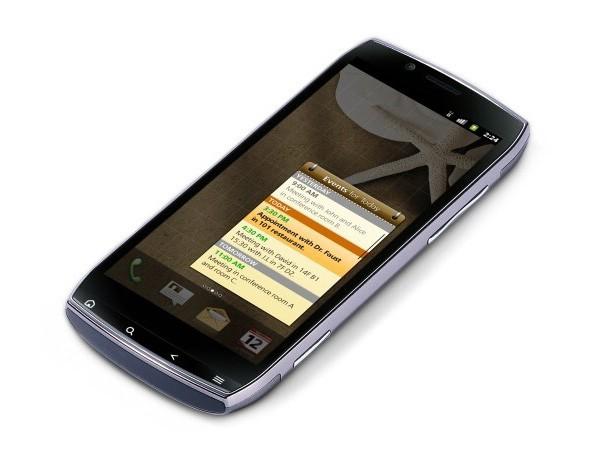 Acer анонсирует смартфоно-планшет Iconia Smart