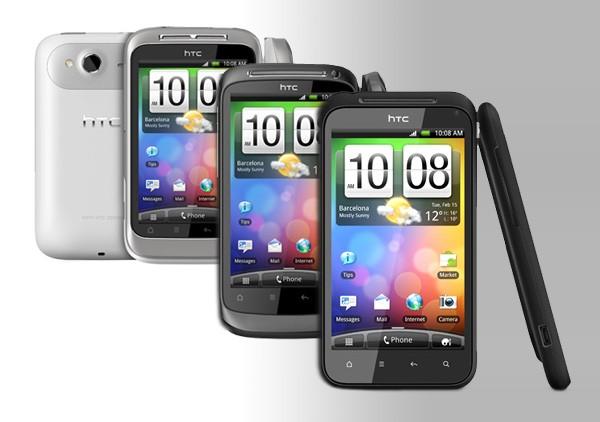 HTC обновляет свою линейку Android-смартфонов