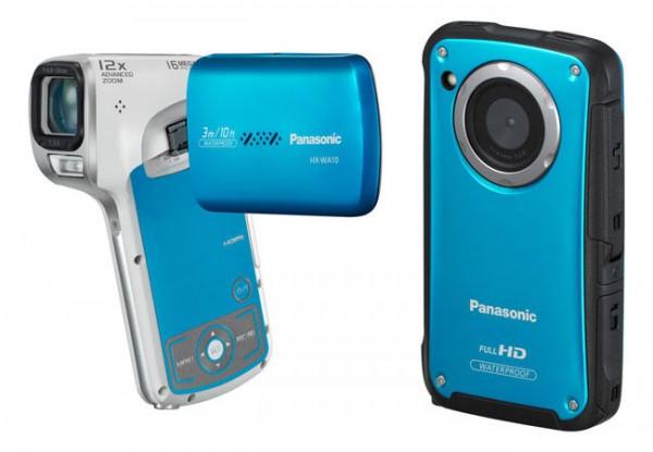 Водонепроницаемые HD-камеры от Panasonic