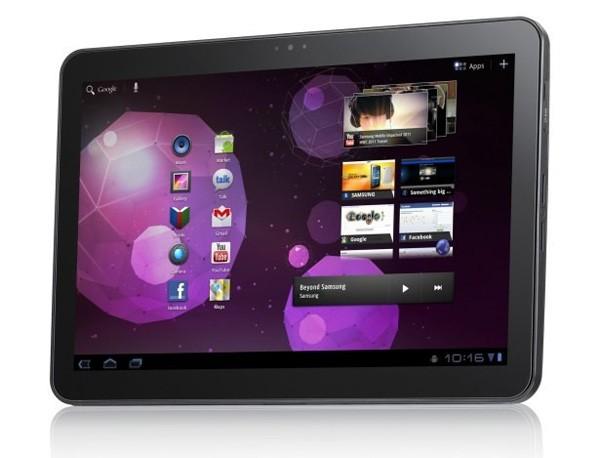 Samsung запускает 10,1'' планшет Galaxy Tab 2