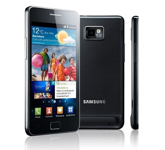 Смартфон Samsung Galaxy S II представлен на MWC 2011