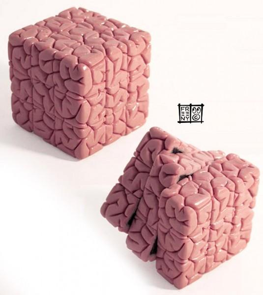 Brain Cube – кубик Рубика для настоящих «мозголомов»