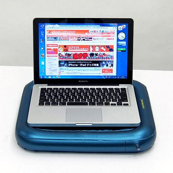 «Водяной матрац» для вашего ноутбука