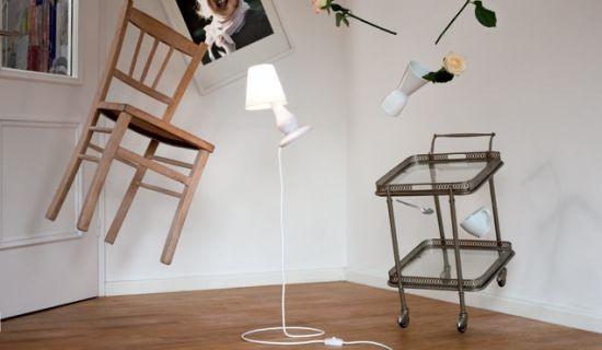 FlapFlap – лампа, которой чужды законы гравитации