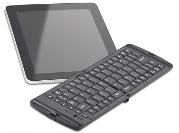 Компактная клавиатура для iPad и iPhone от Verbatim
