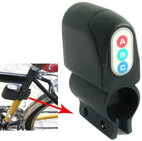 «Противоугонка» для велосипеда