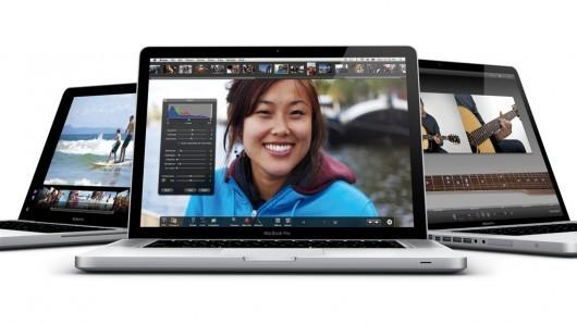 Apple готовится к обновлению линейки лэптопов MacBook Pro