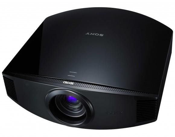 Новый 3D-проектор Sony VPL-VW90ES, доступен по цене 10 000 $