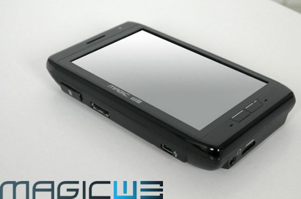 Magix W3 – карманный компьютер с Windows 7 PC
