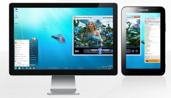 iDisplay – дополнительный дисплей из Android-устройства