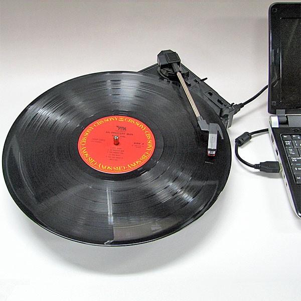 USB-проигрыватель для виниловых дисков