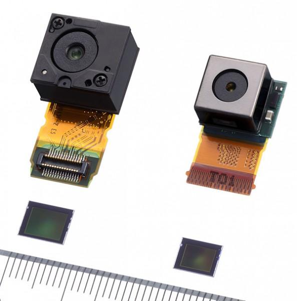 Новое поколение оптических сенсоров от Sony