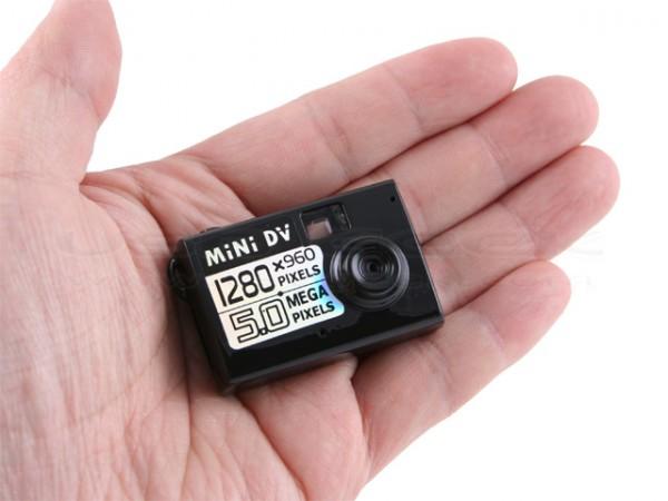 Мини-камера для шпионов
