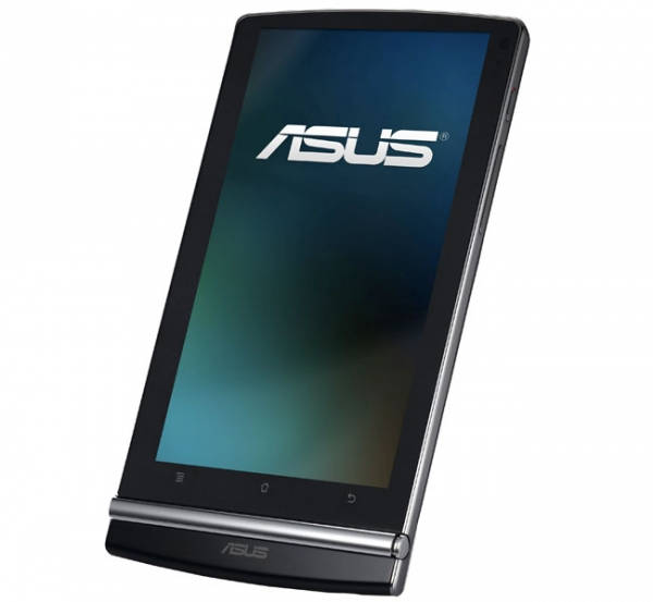 Asus Eee Pad MeMo выйдет с Android Honeycomb