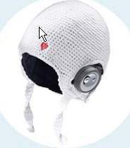 Bluetooth-шапка для сноубордистов