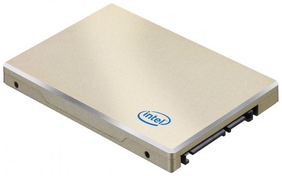 Твердотельные накопители Intel SSD 510
