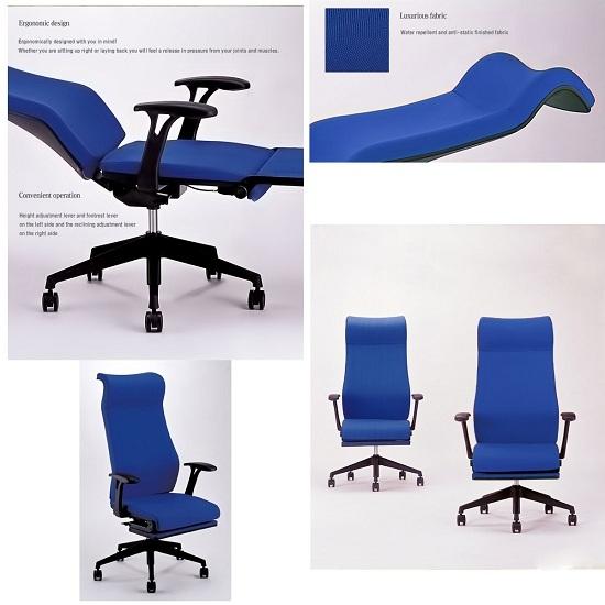 Офисное кресло-раскладушка