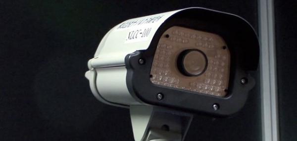 Цветная камера ночного видения