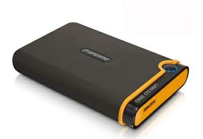 Портативный SSD-накопитель Transcend SSD18C3 c USB 3.0