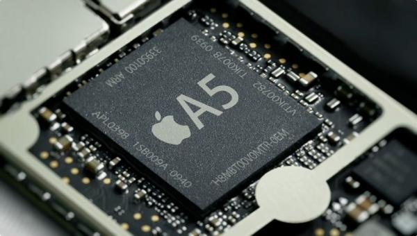 Apple меняет производителя процессоров A5