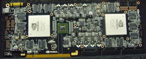 Стала известна дата релиза NVIDIA GeForce GTX 590