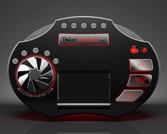 Покерный контроллер от PokerControls