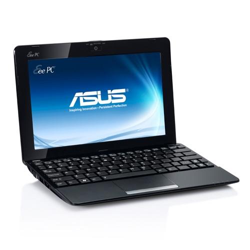 ASUS анонсировала нетбуки Eee PC 1015B и 1215B на платформе Fusion