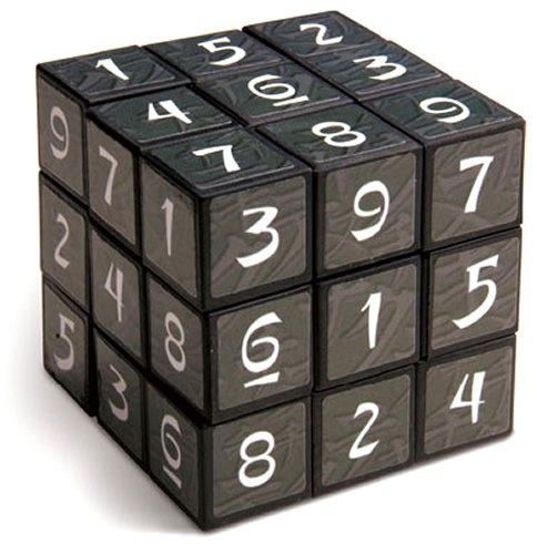 Куб Судоку: две легендарные головоломки в одной